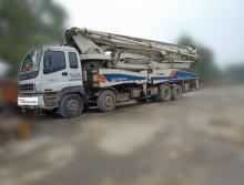 出售11年中联五十铃52米泵车