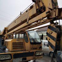 转让徐工2007年16吨吊车