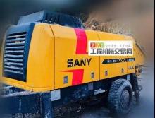 出售11年三一6016.110电拖泵