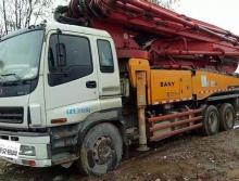 出售2011年三一五十铃46米泵车