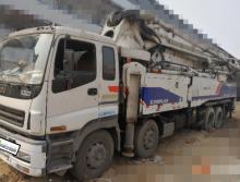 精品转让2012年中联五十铃底盘52米泵车