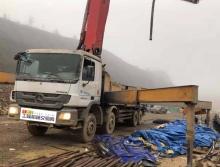 出售2011年三一奔驰52米泵车(6节臂)