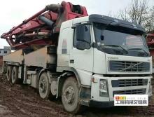 精品出售09年三一沃尔沃48米泵车(东北车)