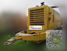 转让2009年中联重科8018195柴油拖泵