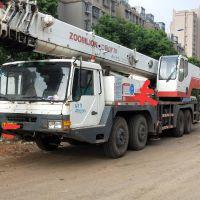 转让中联重科2008年50吨吊车