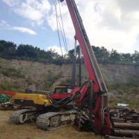 转让三一重工2009年三一250旋挖钻机