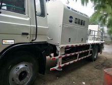 精品转让2010年中联东风底盘9014车载泵