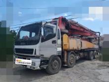 出售09年出厂三一五十铃46米泵车
