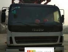 北方车源出售11年三一五十铃46米泵车(一手车源)