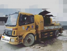 出售09年鸿得利110-12-156S车载泵
