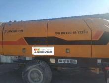 出售12年中联8018132电拖泵
