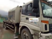 一手出售13年出厂福田BJ5123THB车载泵