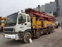 出售12年徐工五十铃52米泵车