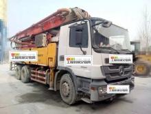 出售2011年三一奔驰46米泵车