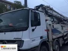 精品出售2012年中联奔驰49米泵车(方量少)