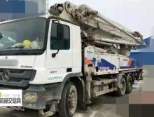 出售10年中联奔驰47米泵车