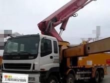 出售13年徐工五十铃56米泵车