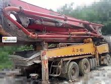 出售08年三一沃尔沃48米泵车