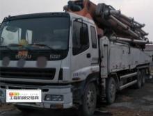 出售13年中联五十铃52米泵车