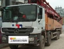 出售13年8月徐工奔驰52米泵车(6节臂)