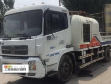 出售11年中联东风9016车载泵【有两台】