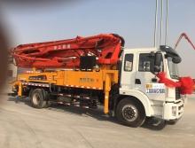 车主直售18年钳工东风37米泵车