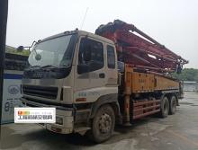 出售12年三一五十铃38米泵车