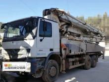 出售12年出厂中联奔驰47米泵车(大排量)