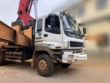 出售14年8月三一C8五十玲46米泵车