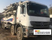 精品出售10中联奔驰50米泵车