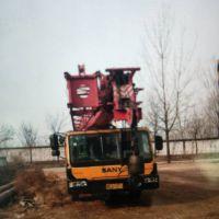 转让三一重工2011年4节杆25吨吊车
