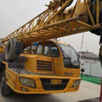 转让徐工2012年20吨吊车