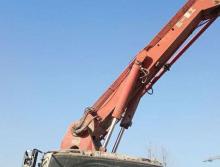 出售07年三一五十铃45米泵车(无手续)