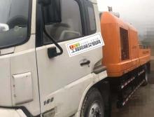 2012年出厂中联100-18车载泵