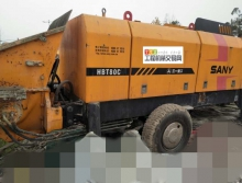 出售12年三一8018-132电拖泵