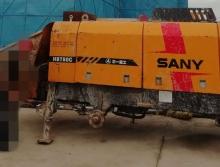 出售11年底三一601413电拖泵