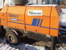 出售07年三一601413电拖泵