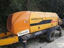 出售11年中联8018 132电拖泵