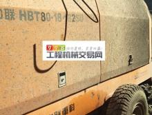 出售13年中联8018-132电拖泵