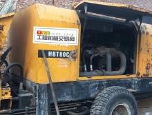 出售09年三一8016132电拖泵