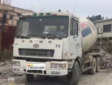 出售2012年华菱星马10方搅拌车(带3万补贴)共3台