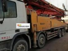 出售北方2012年三一奔驰48米泵车