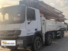出售13年中联奔驰56米泵车