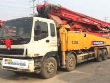 出售14年出厂徐工五十铃56米泵车