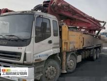 车主直售10年出厂三一五十铃48米泵车