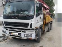 精品出售2007年三一五十铃40米泵车