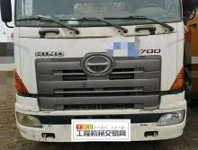 出售11年徐工日野48米泵车