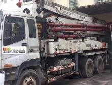 出售05年三一五十铃37米泵车