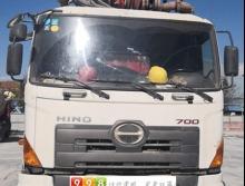 出售11年三一日野46米泵车