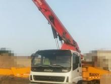 车主直售2008年三一五十铃46米泵车(大排量)